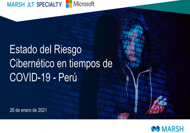 Marsh y Microsoft: phishing es el ciberataque que más aumentó en Perú en la pandemia