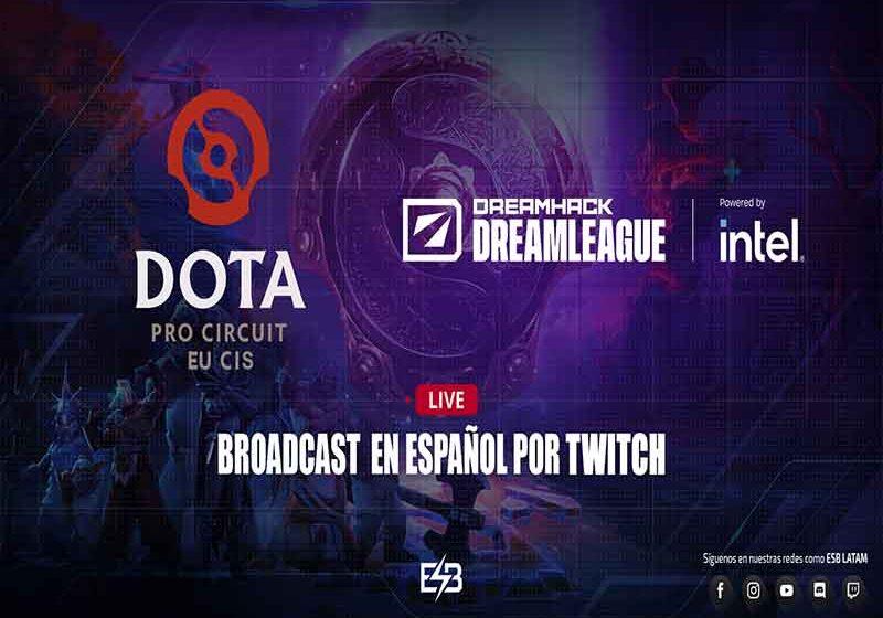 Dota 2 Pro: empresa peruana es seleccionada para la transmisión en español