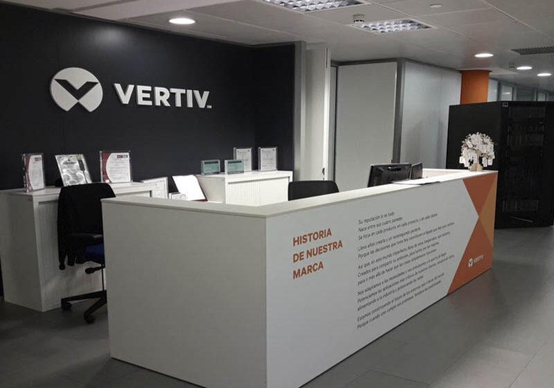 Vertiv, líder en mercado de enfriamiento para Data Centers