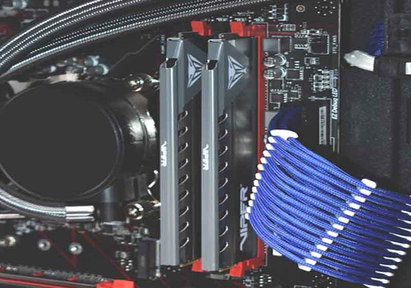 PATRIOT presenta la Serie Viper Elite DDR4 en Perú