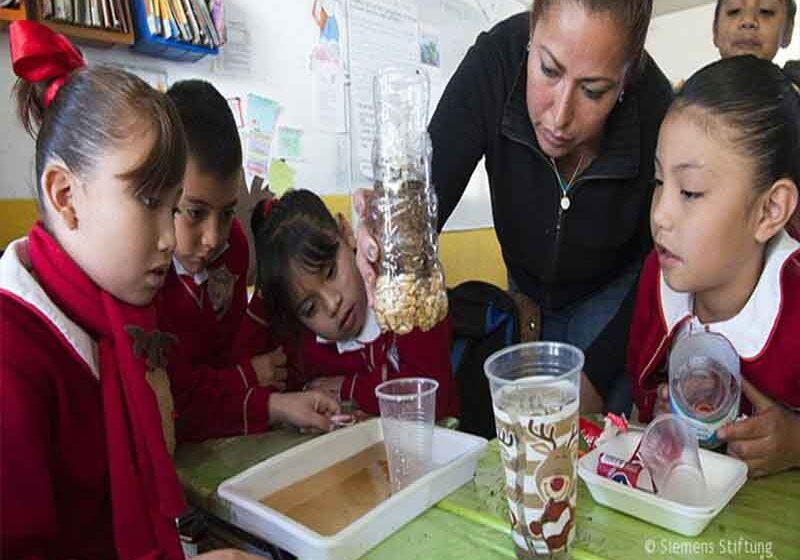 Fundación Siemens Stiftung contribuye al desarrollo sostenible a través de la educación STEM
