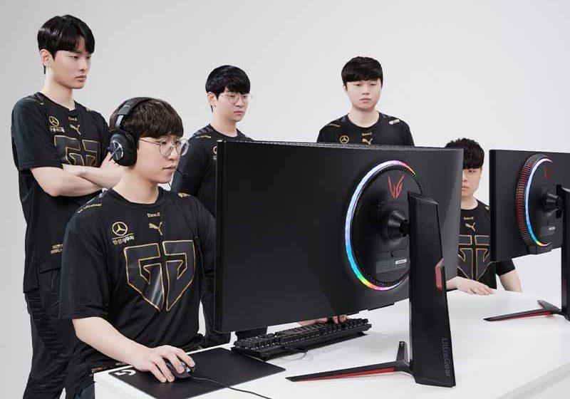 LG Ultragear expande la presencia global eSports con Gen.G