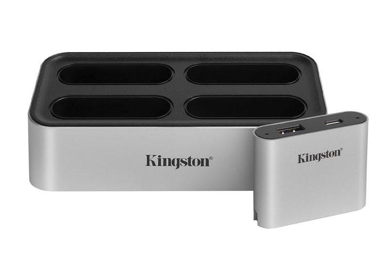 CES 2021: Kingston presenta la serie de productos Workflow