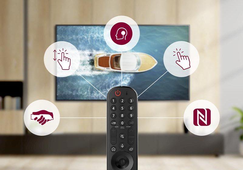 Plataforma de Smart TV de LG WebOs 6.0 diseñada para ver más contenidos