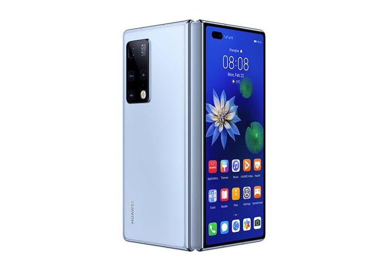 Tecnología que se despliega: Huawei anuncia el HUAWEI Mate X2