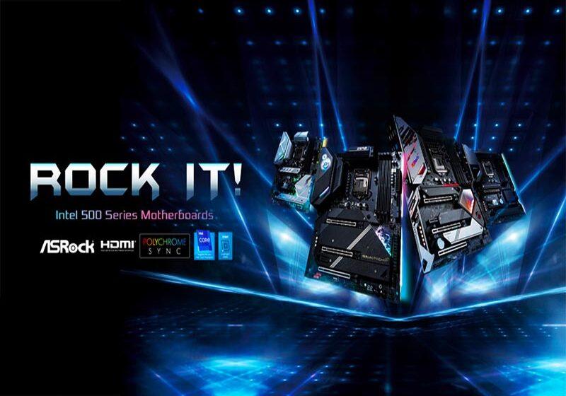ASRock lanza la gama completa de motherboards para la Serie 500 de Intel