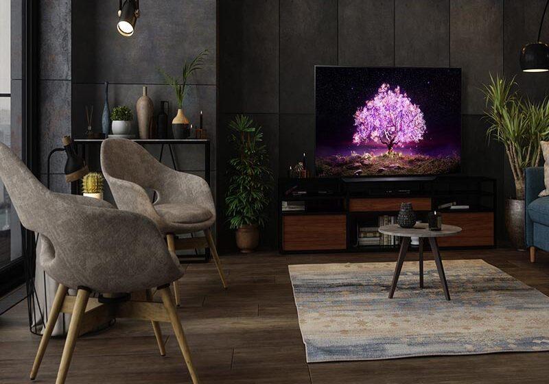 LG inicia el lanzamiento global de su línea de televisores 2021