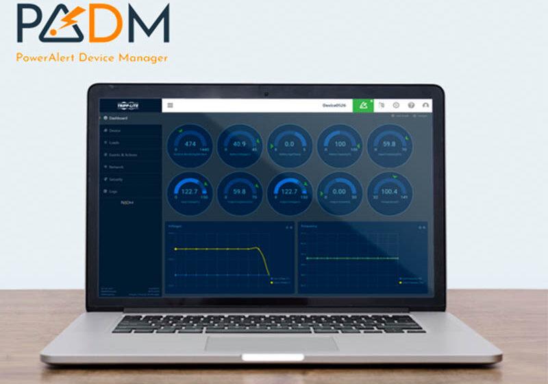Tripp Lite actualiza su plataforma de gestión remota para administrar dispositivos