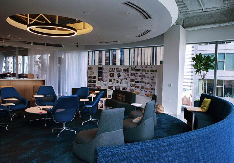 La oficina del futuro: espacios seguros y flexibles para trabajadores que se adaptan