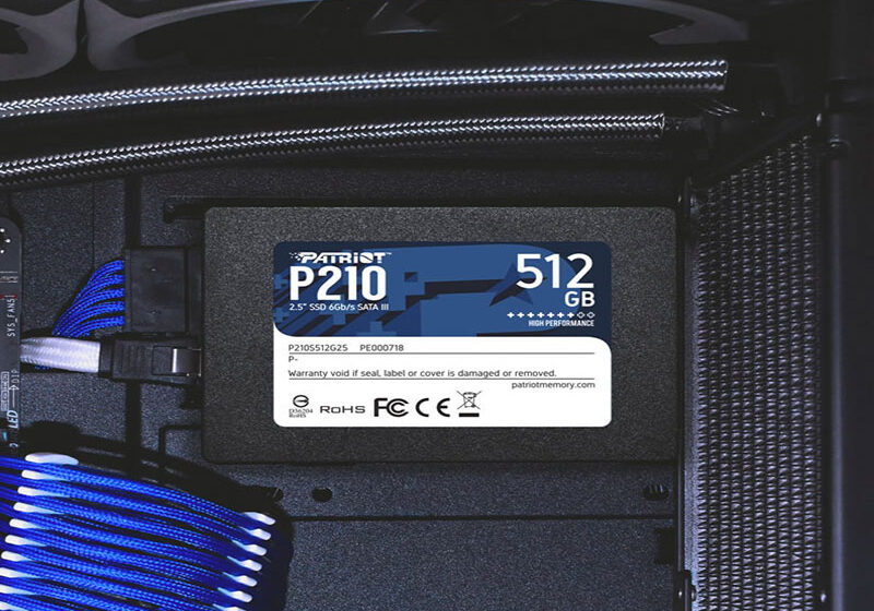 PATRIOT presenta su nuevo SSD P210 en Perú