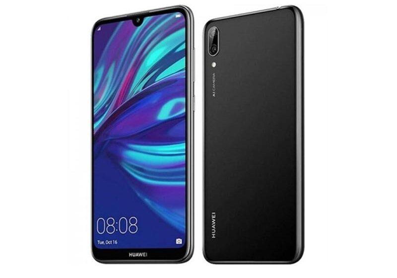 HUAWEI Y7a: Un smartphone de gran pantalla y batería