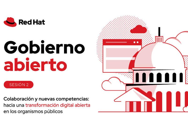 Red Hat ofrecerá encuentro sobre transformación digital abierta en organismos públicos