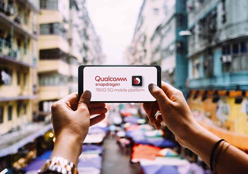 Qualcomm presentó su nueva plataforma móvil Snapdragon 780G 5G