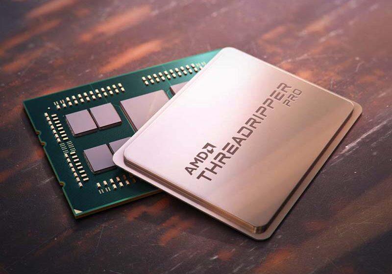 AMD Ryzen Threadripper PRO ahora disponible en el canal