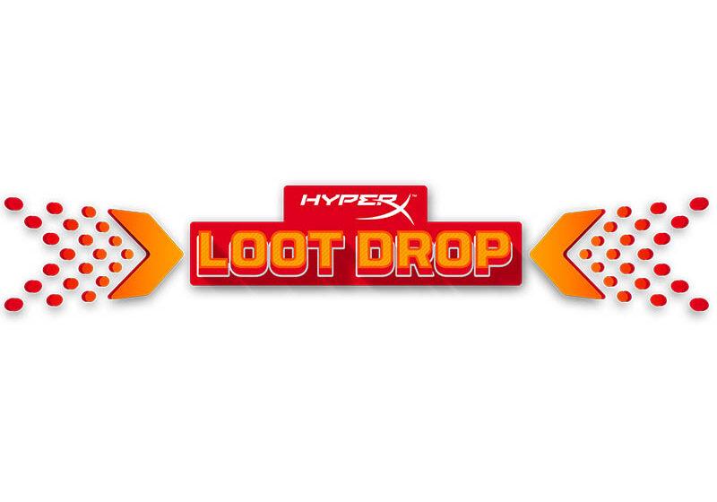 HyperX Loot Drop: HyperX organiza un evento de promociones para los fanáticos del gaming