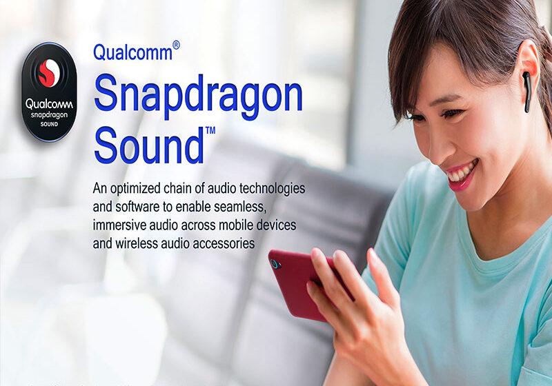 Qualcomm redefine el audio inalámbrico con el lanzamiento de Snapdragon Sound