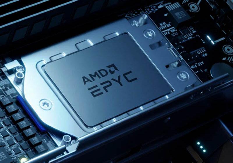 AMD Perú presenta los procesadores para servidores: EPYCTM Serie 7003