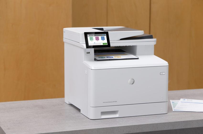 HP presenta la  LaserJet Serie 400