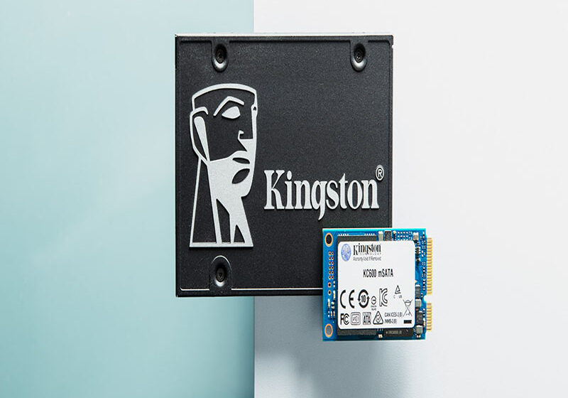 Kingston agrega SSD mSata a su familia de productos KC600