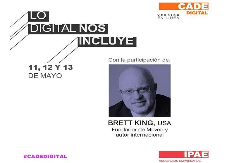 """#CADEdigital: """"Más que tecnología, hablar de banca 4.0 implica llegar a todos los peruanos"""""""