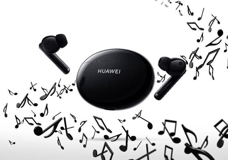 HUAWEI presenta los FreeBuds 4i para calidad óptima de audio