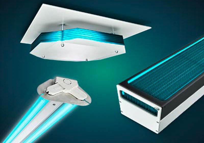 Iluminación UV-C de Signify ofrece capa adicional de seguridad en espacios de trabajo