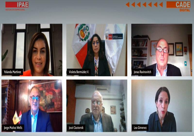 #CADEDigital: Perú está por encima del promedio regional y global en Gobierno Digital