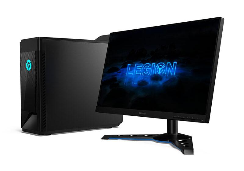 Lenovo lanza la primera torre Legion T5i en Perú junto a visuales y accesorios gamer