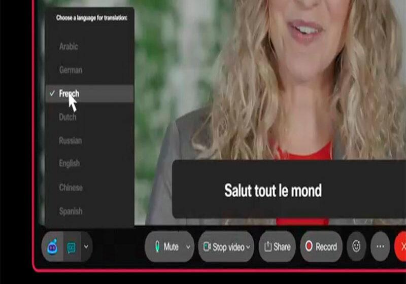 Cisco Webex rompe las barreras lingüísticas al ofrecer traducción en tiempo real