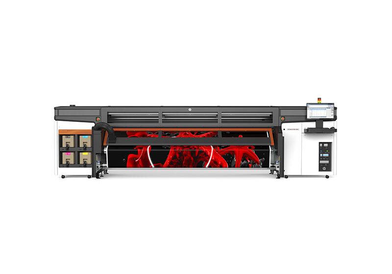 HP presenta la Stitch S1000 para señalización y decoración de interiores