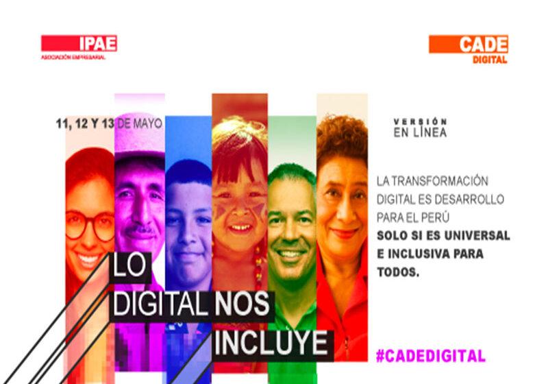 #CADEDigital: la formación en competencias digitales es fundamental para la reactivación