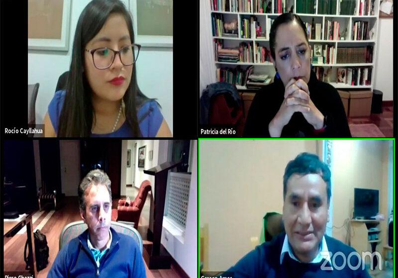 #CADEX: democracia, educación y oportunidades, los consensos mínimos para un Perú más desarrollado