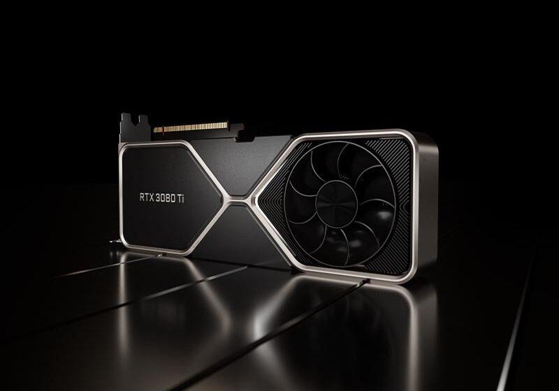 NVIDIA presenta el modelo insignia para juegos: la GeForce RTX 3080 Ti