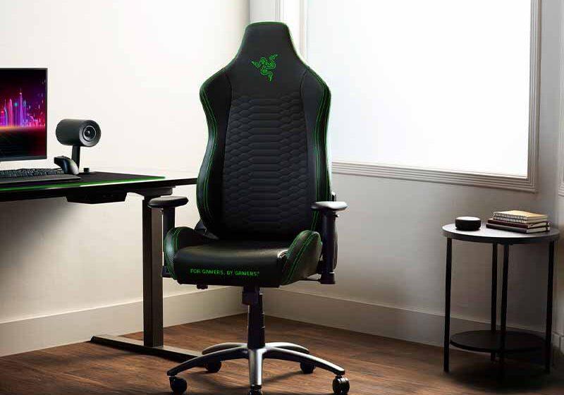 Razer ISKUR X, la silla esencial para hardcore gaming
