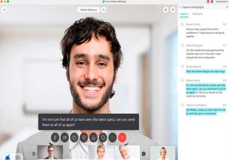 Cisco presenta las innovaciones de Webex que facilitan el trabajo híbrido