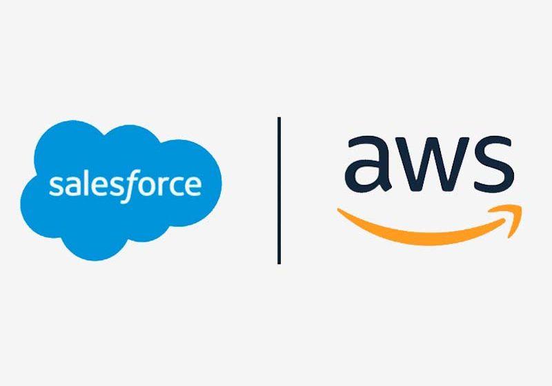 AWS y Salesforce anuncian una asociación para unificar experiencias de los desarrolladores