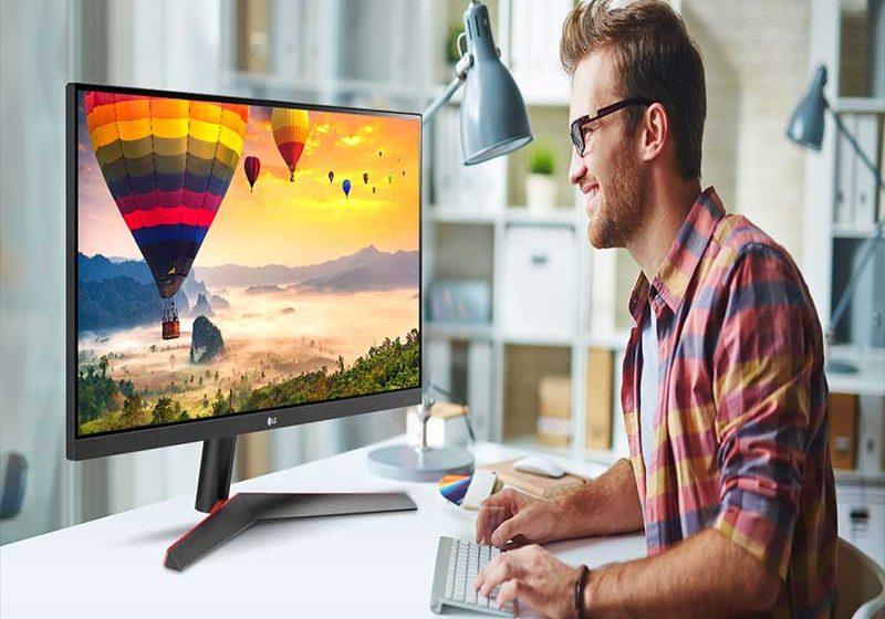 Monitores, equipos que mejoran la experiencia  de trabajo y entretenimiento en casa