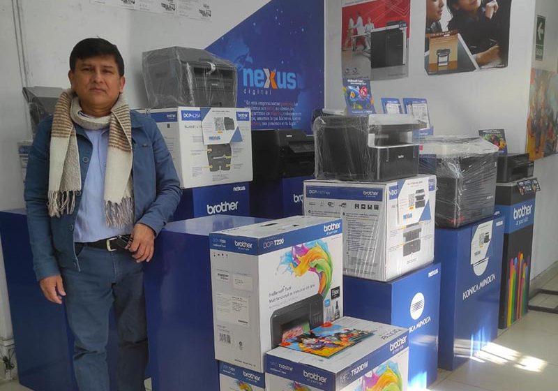 Brother y Nexus Digital: una alianza para el crecimiento en Cajamarca