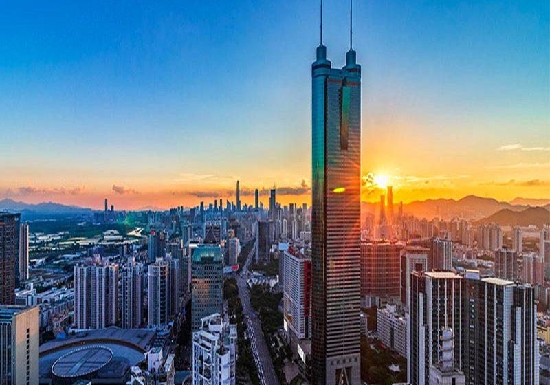 Shenzhen, cuidad inteligente pionera