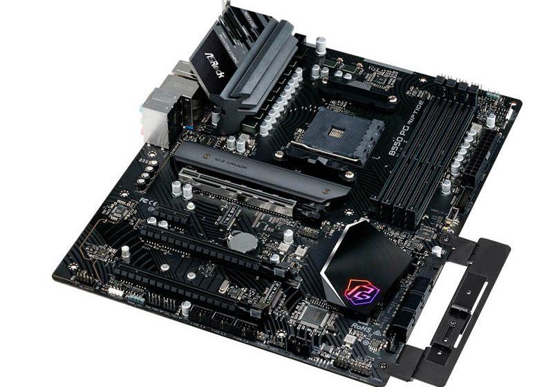 ASRock presenta los motherboards de la Serie PG Riptide en Perú