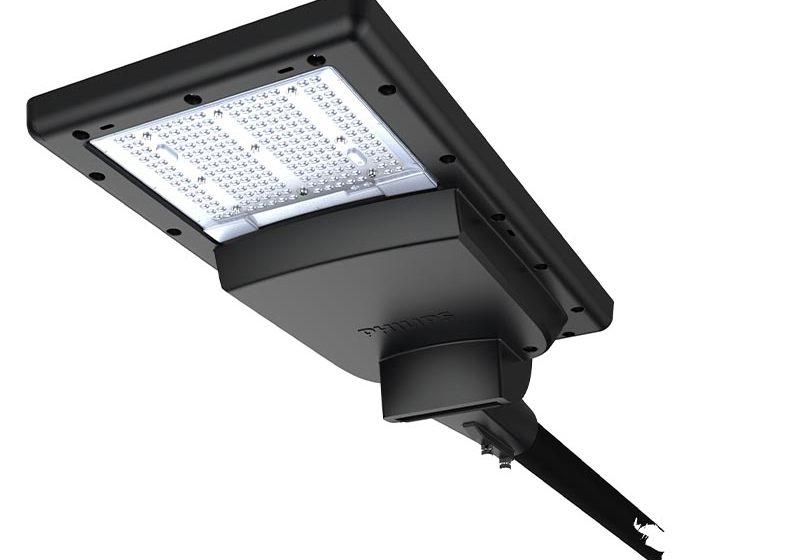 Signify expande el potencial de la iluminación solar en el alumbrado público