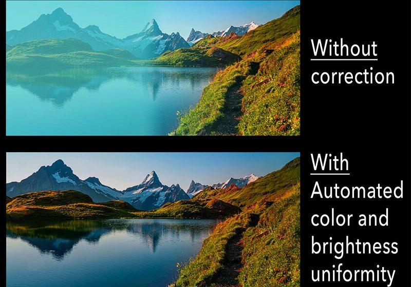 La Versión 2.5 de Christie Mystique hace más rápida y segura la creación de lienzos de multiproyección
