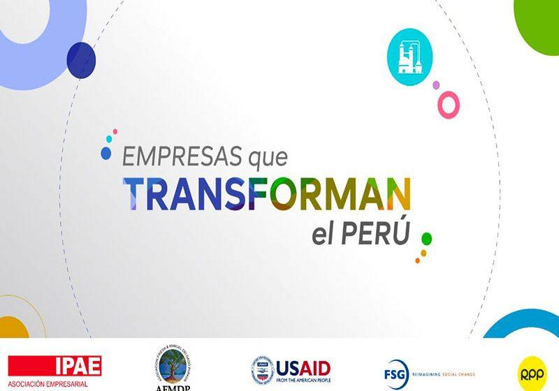 #EmpresasQueTransforman: aprendizaje  para generar valor y resolver los problemas del país