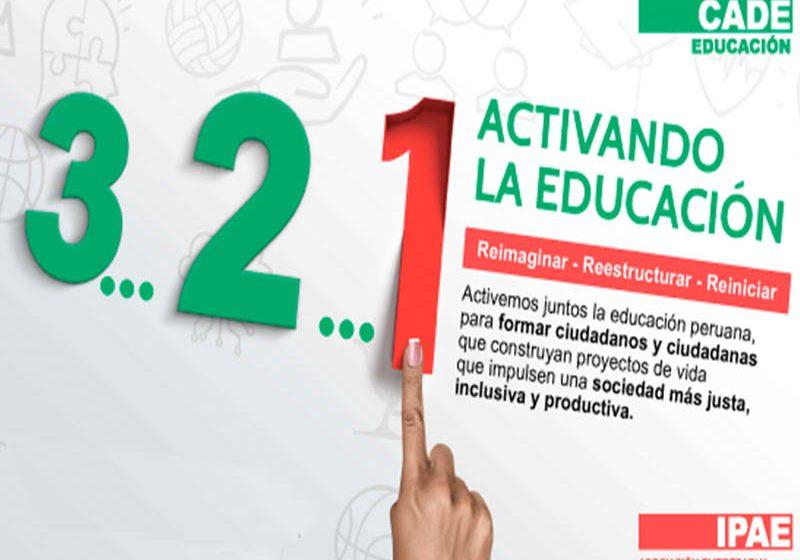 #CADEedu: la educación del Perú solo mejorará con una reforma profunda del sector