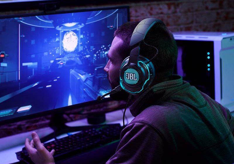 Headset adaptados de JBL para distintos tipos de gamer