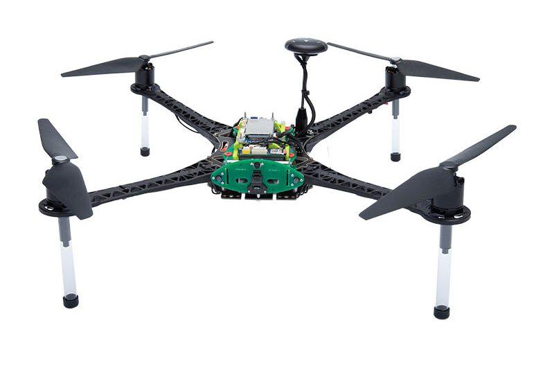 Qualcomm presenta una nueva era de capacidades de drones autónomos