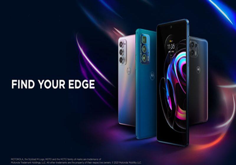 Motorola presenta los  moto edge 20 pro, edge 20 y edge 20 lite