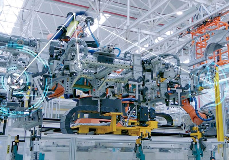GAC y Huawei trabajarán juntos para desarrollar un SUV inteligente