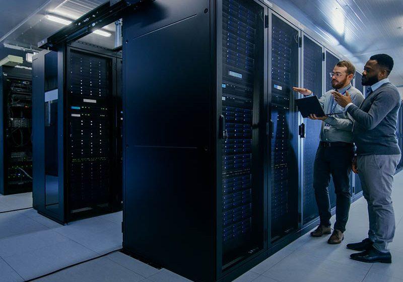 Centros de datos: su eficiencia energética es vital frente a los retos  de sostenibilidad y lucha contra el cambio climático