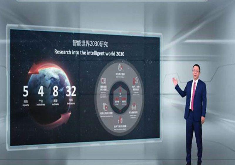 Huawei publica el informe Intelligent World 2030 con tendencias de la próxima década